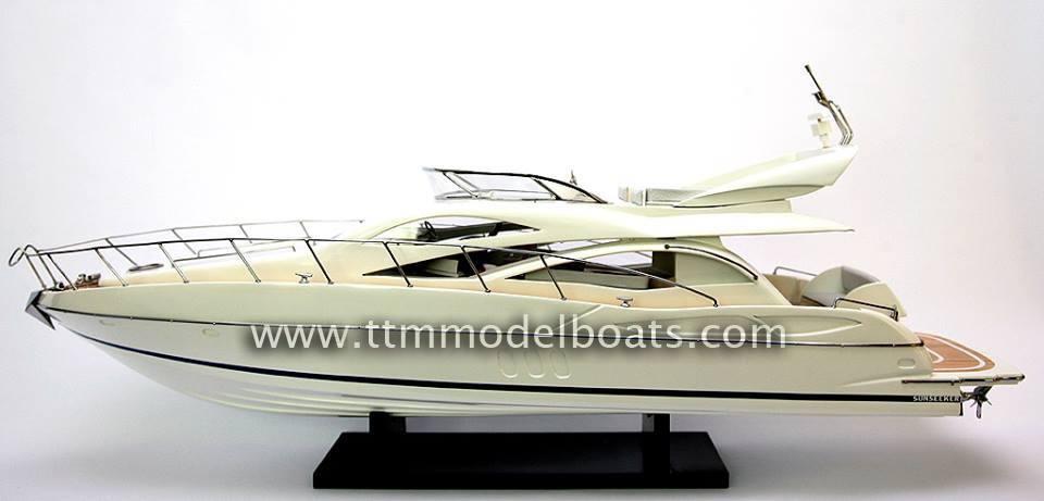 Sunseeker Manhattan 60 en bois moderne <span class=keywords><strong>Yacht</strong></span> modèles