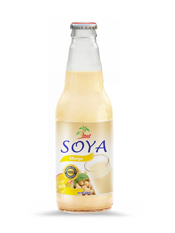 300 мл Манго вкус Соевого Молока