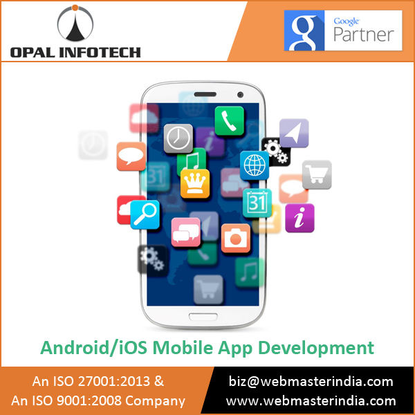 Android/iOS Application Development & Maintenance Services at Affordable Prices