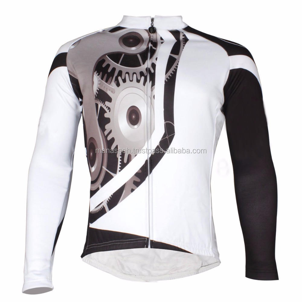 green lining long sleeves Racing and club Cycling wear Jersey available 2014suit