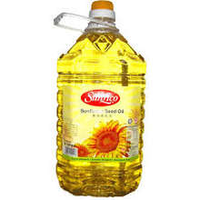 Sunflower Oil used cotton oil