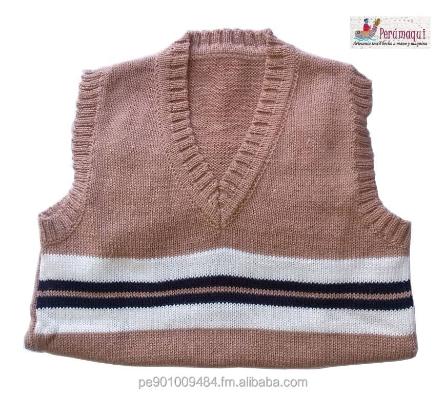 Sweet Dreams Home Antiallergenic Deluxe 100/% Peruvian Royal Alpaca V-Neck Knitted Vest Organic Sweet Dreams Home SAC Silkiness