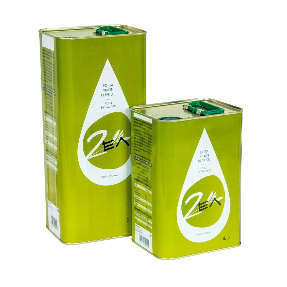 Extra virgin olive oil 2EL