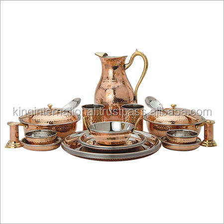 new product 4pcs stainless steel 18/10 tableware set copper dinnerware setnew product 4pcs stainless steel 18/10 tableware set c