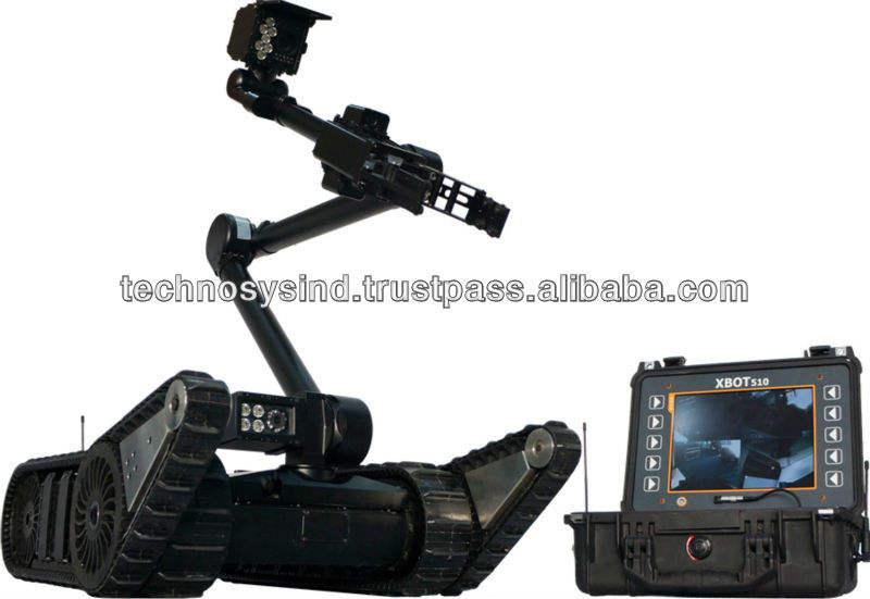 Tech-eod XBOT510 пс робот