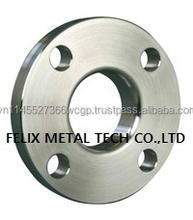 Lap joint stainless steel flange