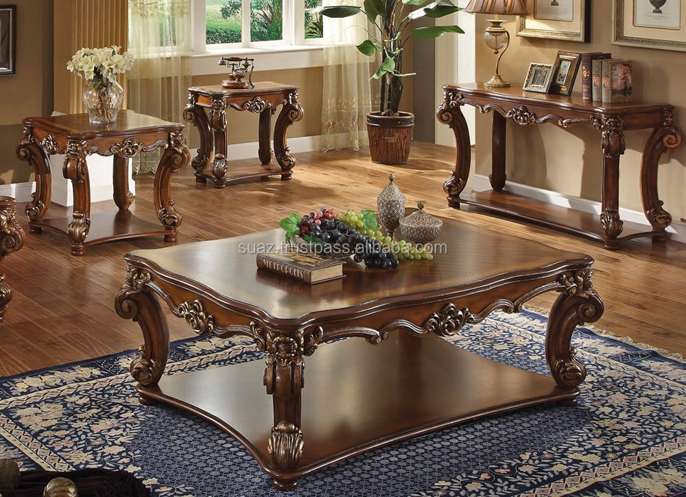 Table Designs Round Coffee Tables