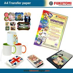 hot sell quickly dry heat transfer paper
