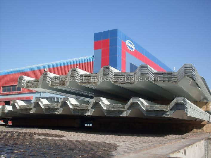 Metal Roof sheets / Profile sheets / Single skin cladding- DANA STEEL (+971507983153)