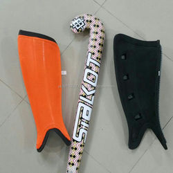 FIELD AND INDOOR HOCKEY STICKS SHIN GUARDS / SAFE GUARDS