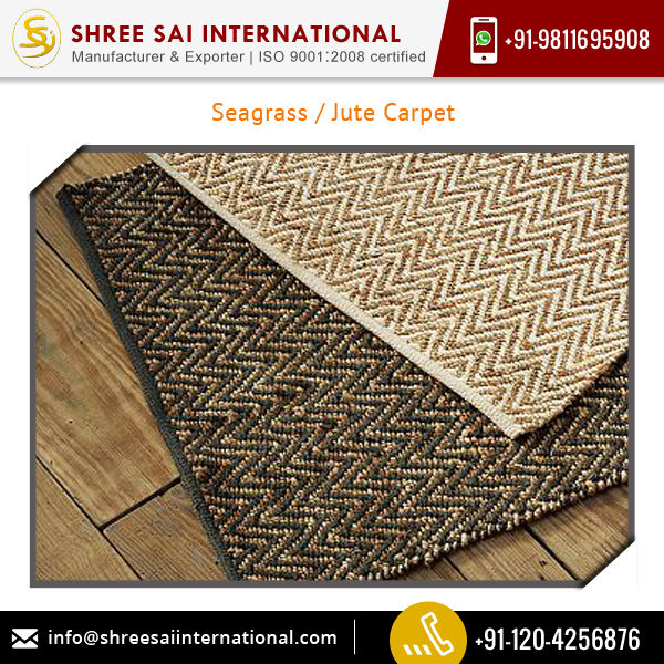 Seagrass Carpet for Sale Available with Elegant Designs and Patterns