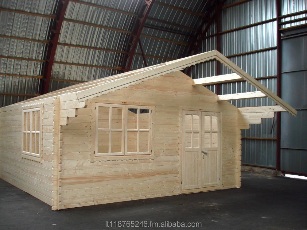Garden room//Office//Wooden Cabin// Log Cabin