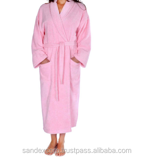 Bath Towel Robe