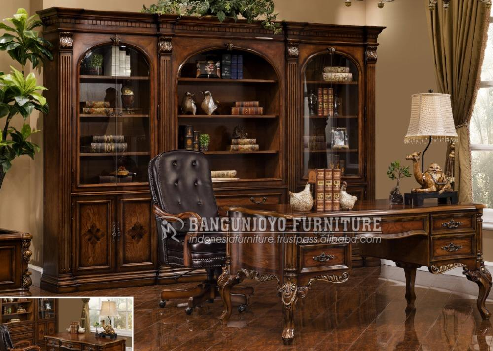 Clic Office Furniture Solid Wood