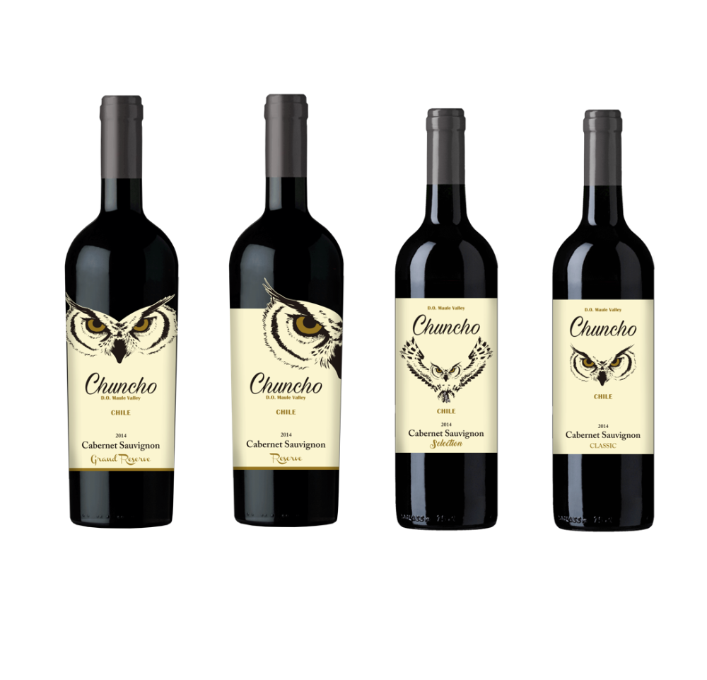 Wine from Chile OEM Quality, Price and Service.
