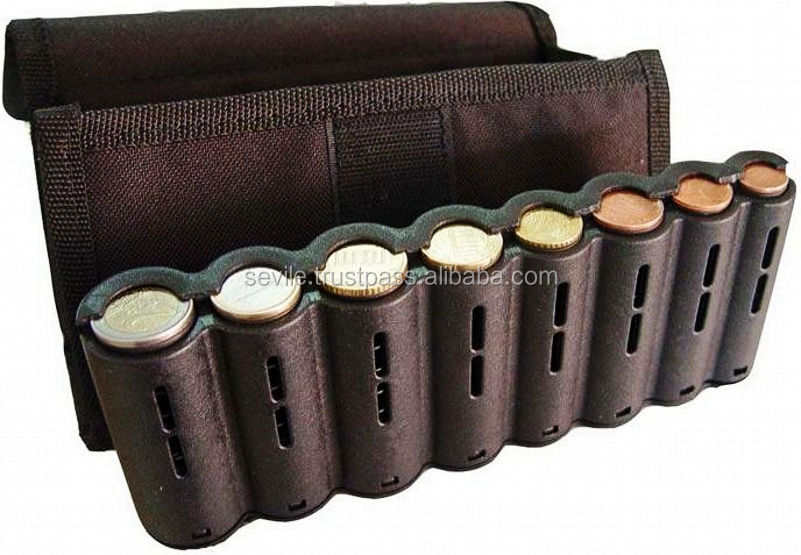 Euro Popular Coin Holder Wallet with Belt