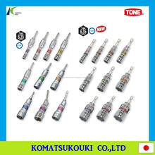 Special price TONE Screwdriver bit, wrench/hammer/screwdriver/spanner and other hand tools also available