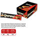 Speroni Cocoa Coated Nougat Bar with Peanut 50 gr