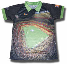Bowling shirt sublimation custom design printed, Quality polo shirt