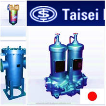 Durable and Easy to use hydraulic oil filter TAISEI FILTER to supply from Japan