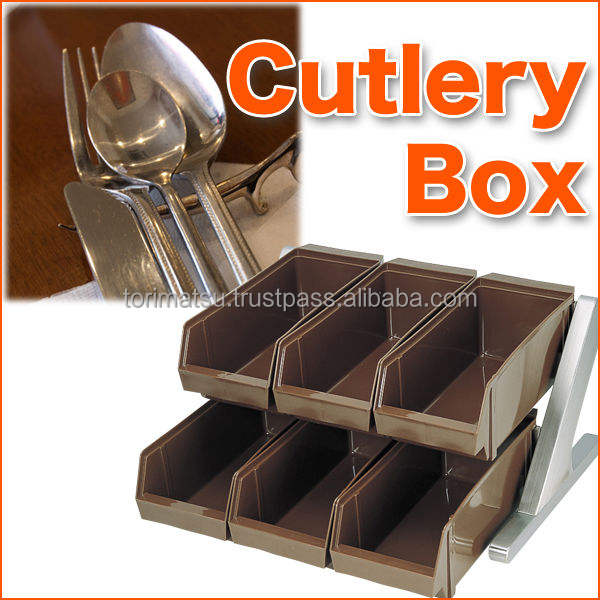 Spoon And Fork Cutlery Or Chopstick Holder Organizer For Business Kitchen Use
