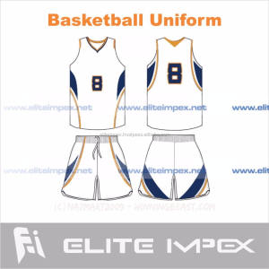 basketball uniforms unique