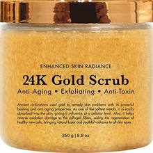 Gold Body Scrub