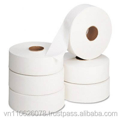 Toilet Tissue Jumbo Roll made in Vietnam