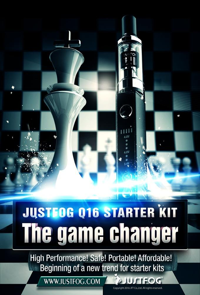JUSTFOG Q16 Starter Kit Q16 ego starter Shipping from China