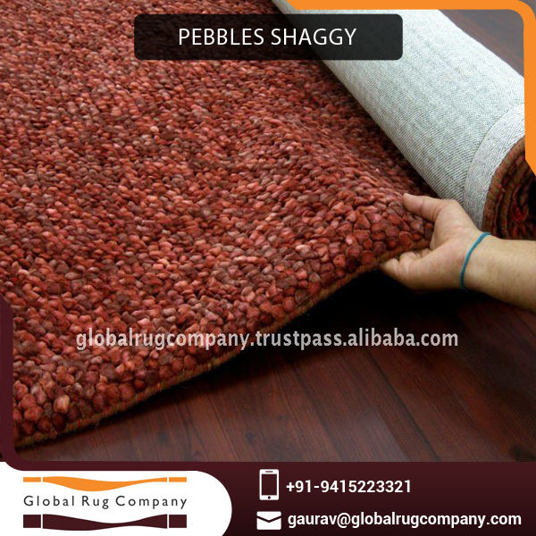 Mostly Recommended Pebbles Shaggy Rug from Top Distributor
