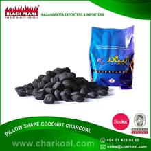 Activated Carbon Pillow Shape Charcoal with Heat Retaining Property