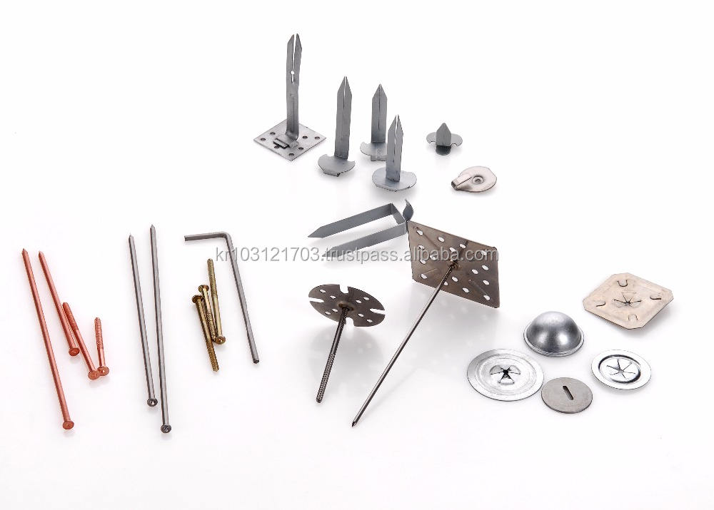 Weld pin, washer for Insulation