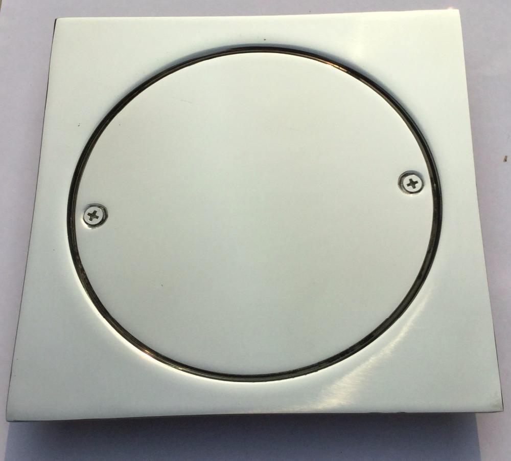 Floor Drain Stainless Steel Cover
