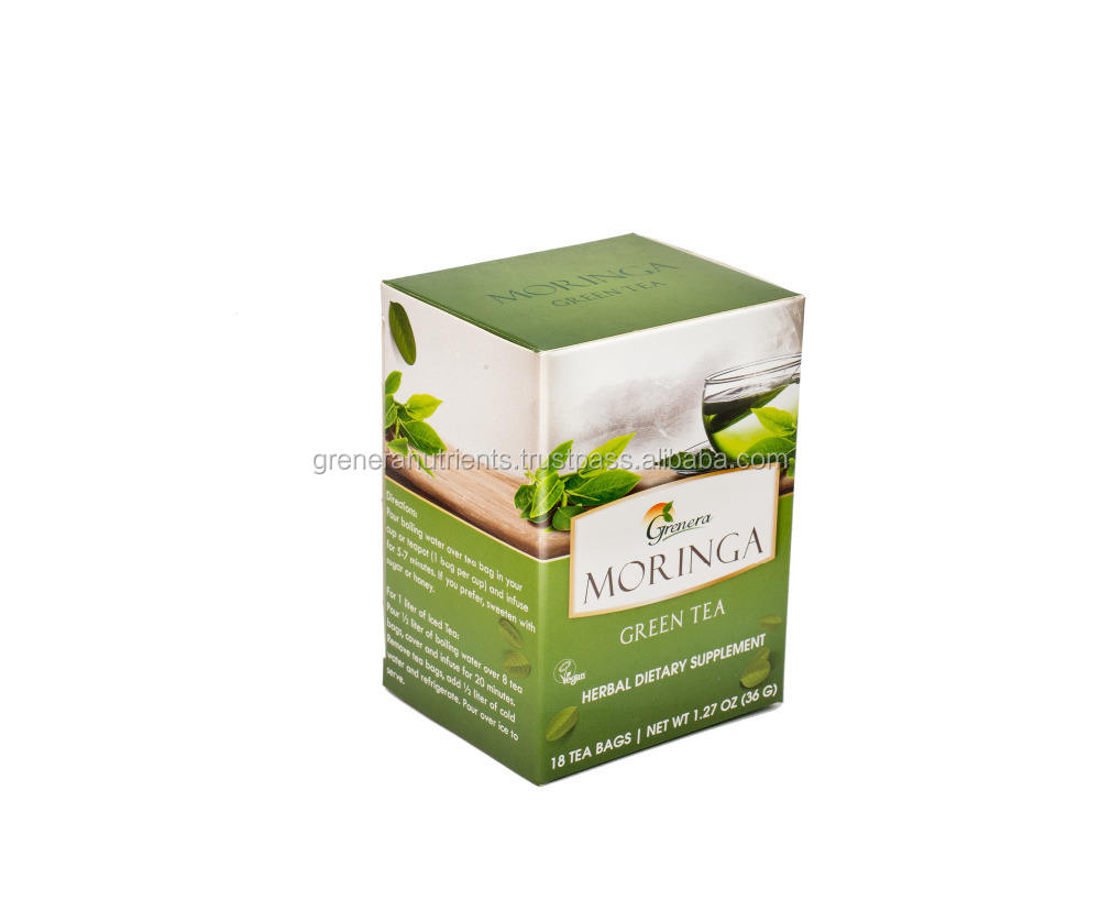 100% Best Malunggay Oleifera Slimming Tea