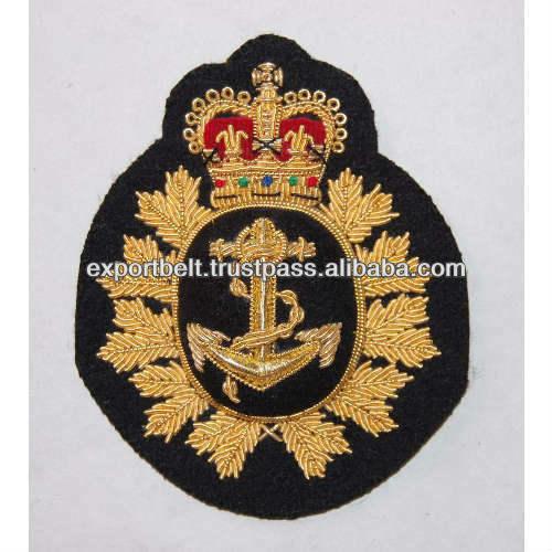 왕실 캐나다 해군 사소한 임원 캡 배지 | <span class=keywords><strong>군사</strong></span> 및 민간 캐나다에서 배지