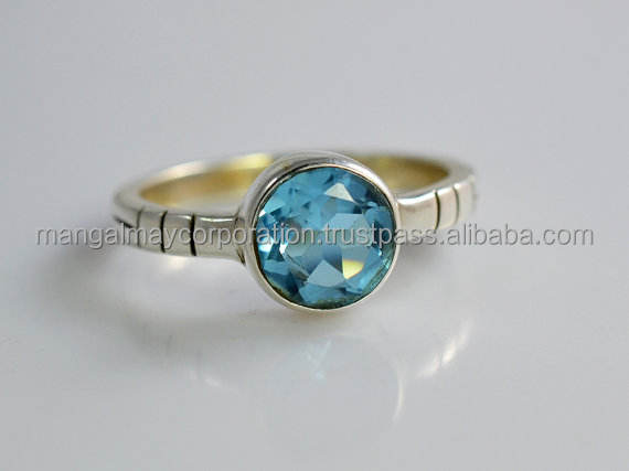 Different types of ring, 925 sterling silver bezel ring