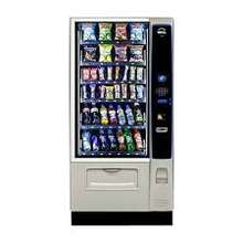 snacks and drink vending machine