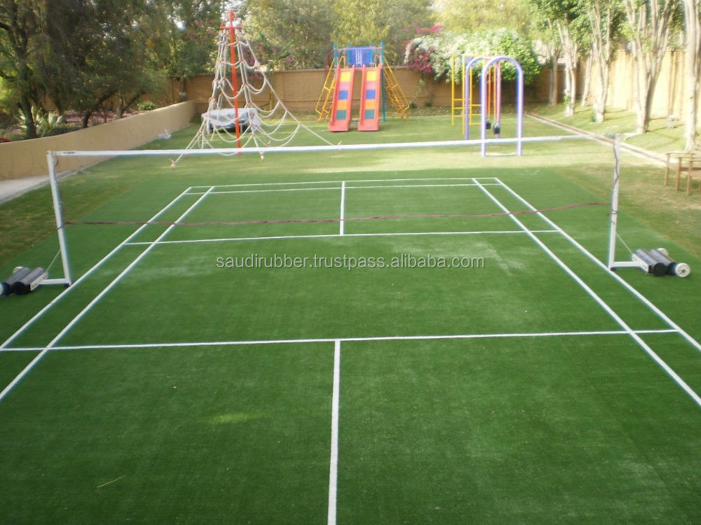 ARTIFICIAL GRASS INDOOR OUTDOOR SPORTS SURFACES SAUDI ARABIA