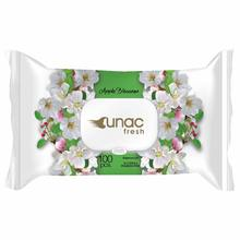 Unac Wet Wipes 100 Pcs. Apple Blossom