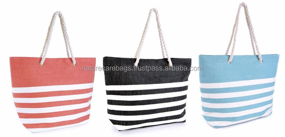 Природных экологически чистых hotsale дешевые моды джутовые сумки