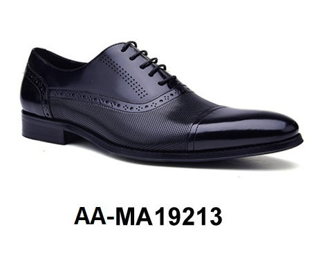 Genuine Leather Men's Dress Shoe - AA-MA19213