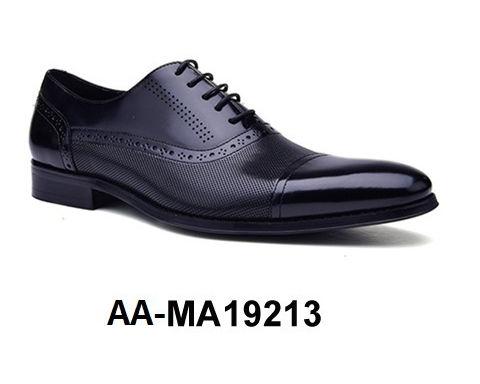 Genuine Leather Men's Dress Shoe - AA-MA19213