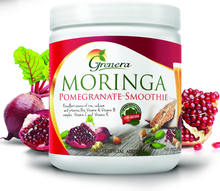 International Standard MORINGA POMEGRANATE ORGANIC SMOOTHIE