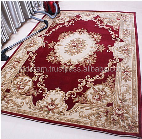 Lavable En Machine polysilk tapis