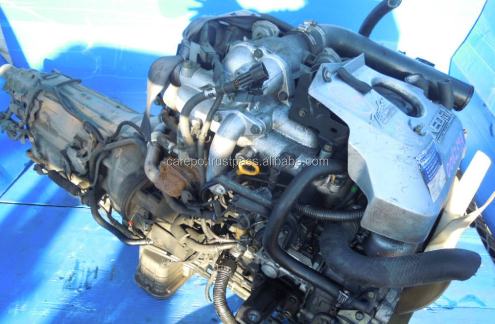 HIGH QUALITY JAPANESE USED ENGINE FOR NISSAN CARAVAN, ELGRAND, SAFARI - USED ZD30 ENGINE-