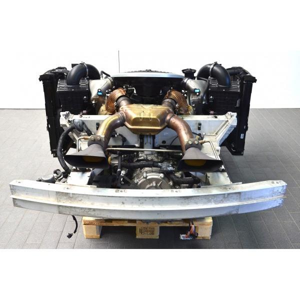 MP4-12C Motor, gearbox
