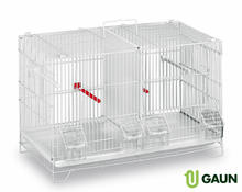 Canary cage 2 compartments