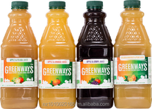 1L Greenways100% pure apple juice, NFC apple juice, fresh squeezed & bottled from apple fruit,New Zealand original fruit juice