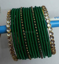 Wholesale Silk Thread bangle Set Exclusive Thread bangles Bracelets