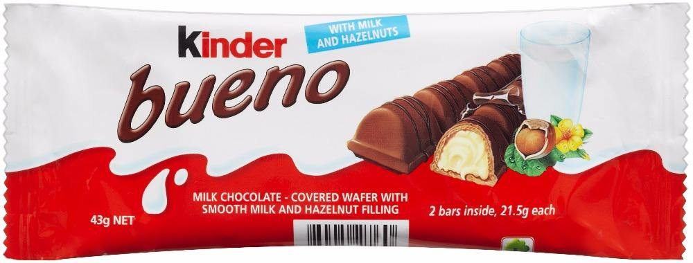 Original Kinder Bueno, Snickers, <span class=keywords><strong>chocolat</strong></span>, Twix, Kitkat, Bounty, Nutella